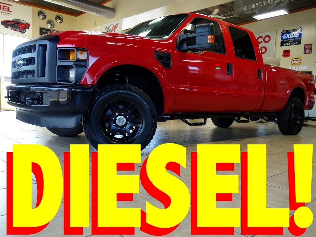2009 Ford F-250 SD FX4 Crew Cab Long Bed