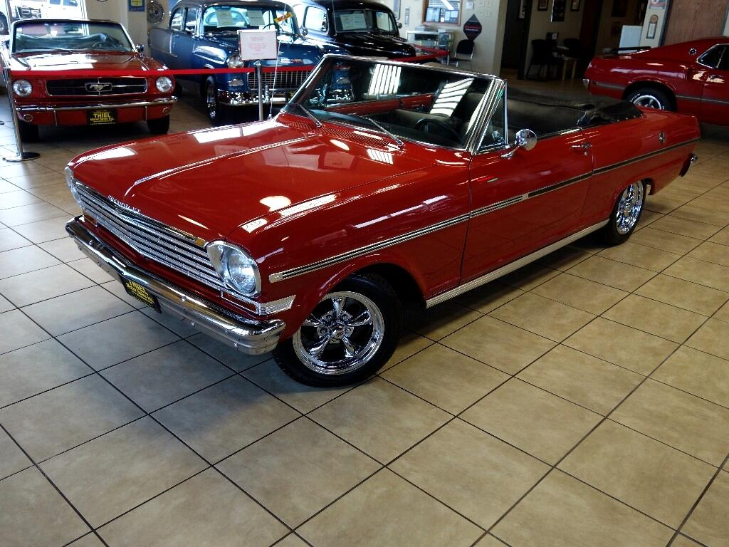 1963 Chevrolet Nova SS Tribute Convertible