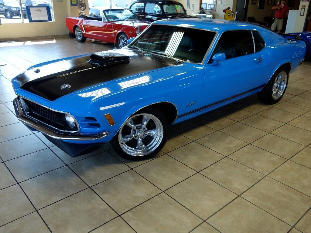 1970 Ford Mustang Mach-1 Tribute