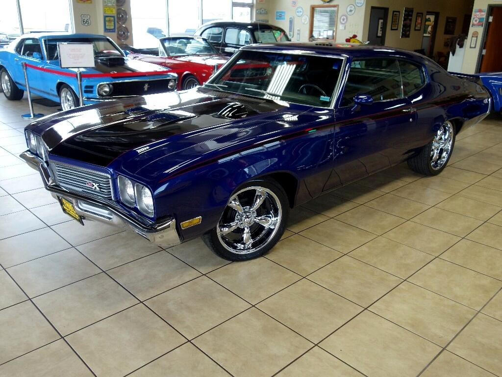 1972 Buick GSX Tribute