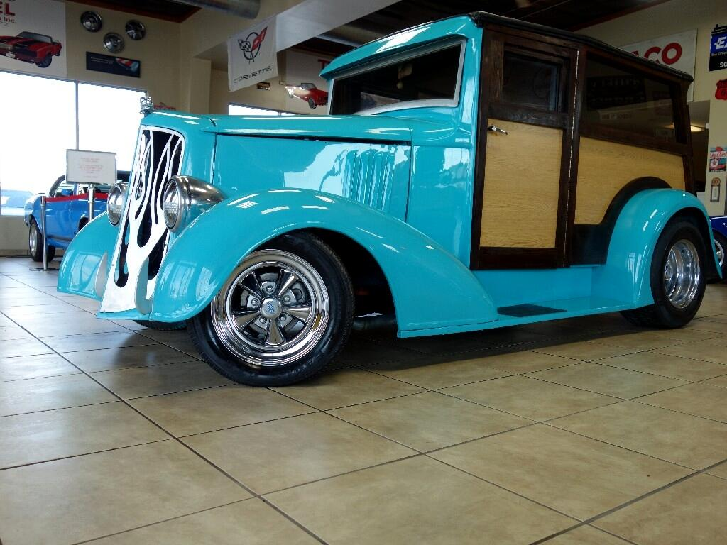 1931 Ford Model A Woody Coupe