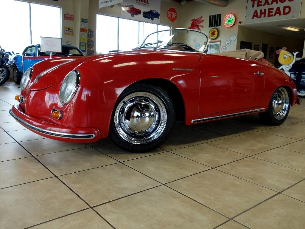 1955 Porsche Speedster Replica