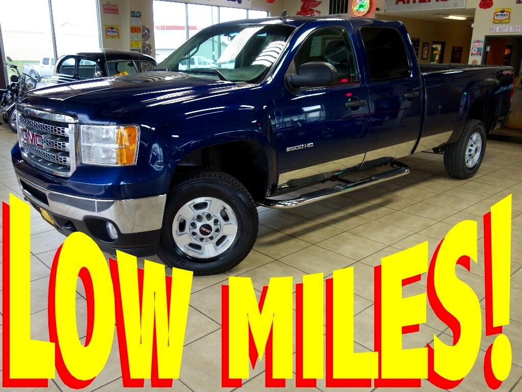 2013 GMC Sierra 2500HD SLE Crew Cab Long Box 4WD