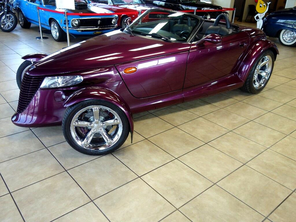 1997 Plymouth Prowler Roadster