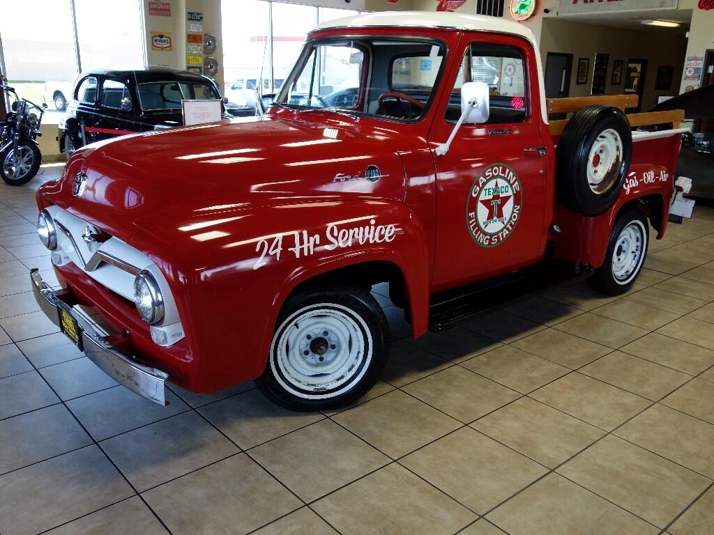 1955 Ford F-100 Texaco Shop Truck