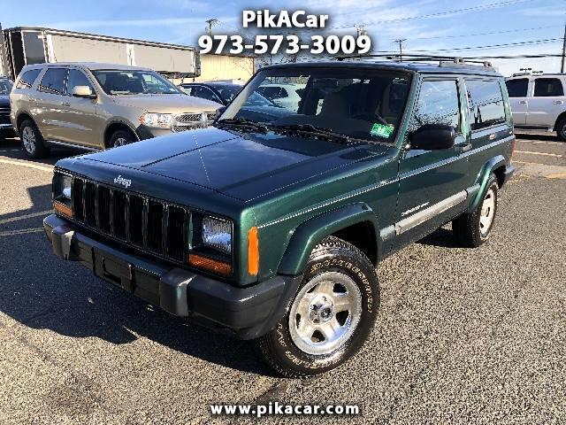 2000 Jeep Cherokee Sport 2-Door 4WD