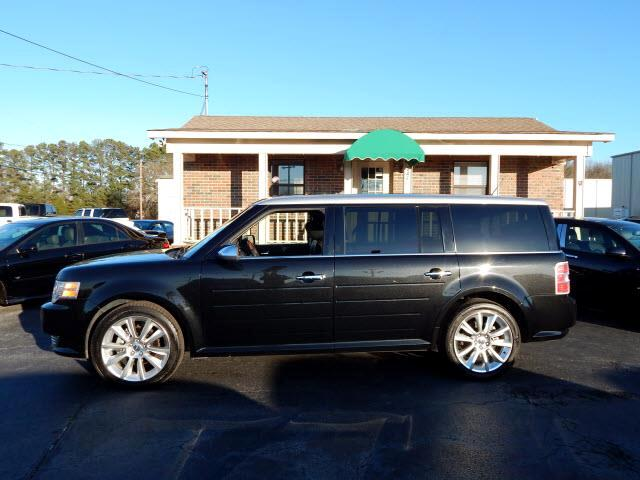 2010 Ford Flex Limited FWD