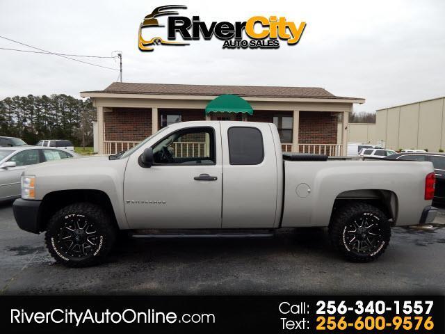 2008 Chevrolet Silverado 1500 Work Truck Ext. Cab Long Box 2WD