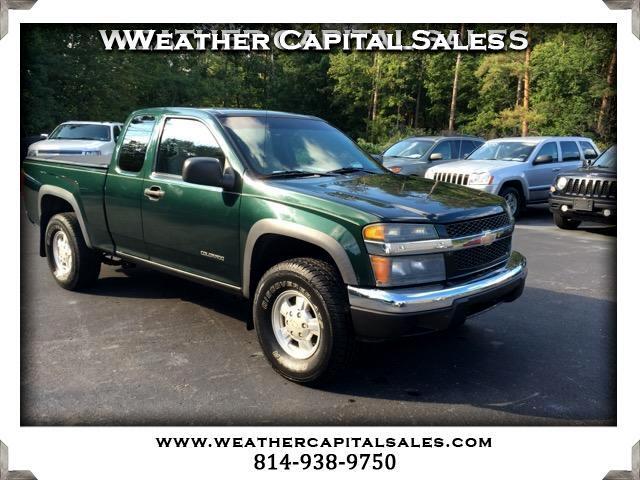 2004 Chevrolet Colorado LS Ext. Cab 4WD