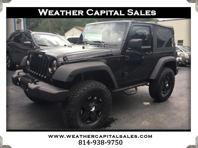 2010 Jeep Wrangler SPORT DESTROYER 4WD