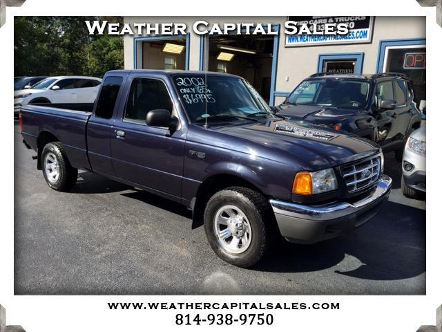 2002 Ford Ranger SuperCab 2WD