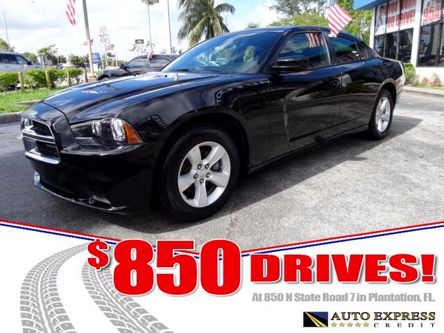 2014 Dodge CHARGER SE The Dodge Charger is a boldly designed full-size four-door sedan which can be