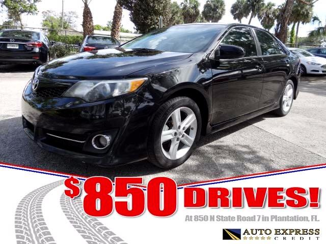 2014 Toyota Camry The Toyota Camry is not only Americas best-selling midsize sedan its been the b
