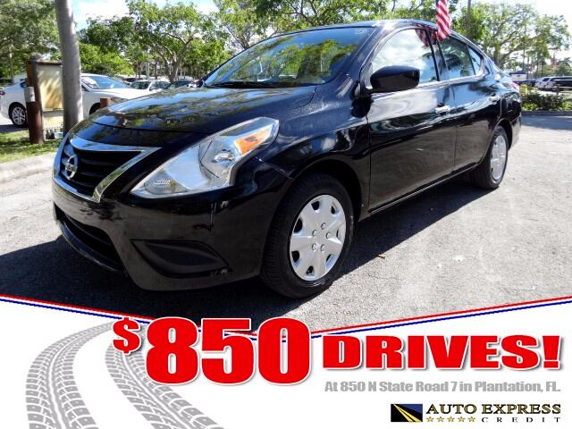 2016 Nissan Versa The Nissan Versa is affordably priced and offers excellent valueThe Nissan Versa