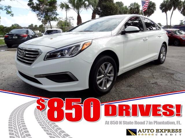 2016 Hyundai Sonata The Hyundai Sonata is spacious and fuel efficient making it a worthy rival to A
