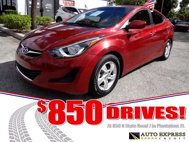 2014 Hyundai Elantra The Hyundai Elantra remains one of the best choices in the compact segment com