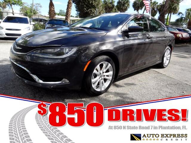2015 Chrysler 200 Chrysler 200 is all-new for the 2015 model year-Distantly derived from an excel