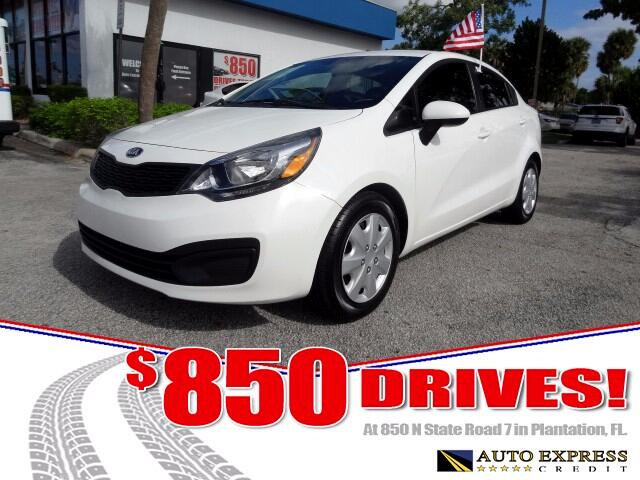 2014 Kia Rio The Kia Rio is offered in a stylish sedan or 5-door hatchback configuration It featur