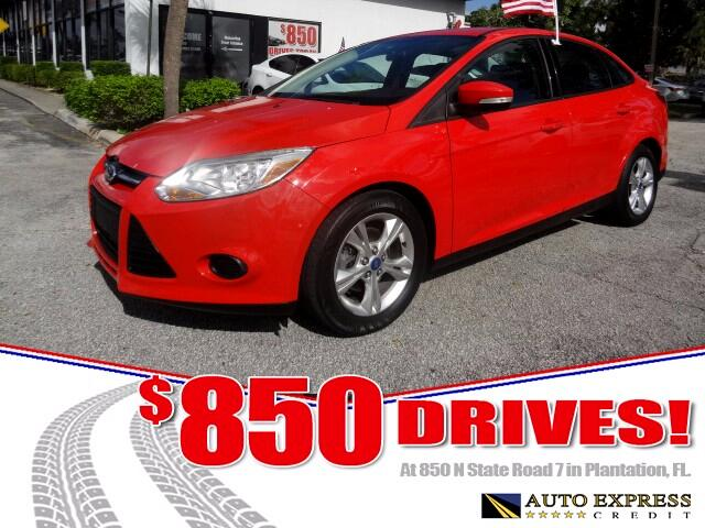 2013 Ford Focus One of the most popular compacts on the market the Ford Focus has a sharp futuristi