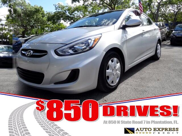 2017 Hyundai Accent The Hyundai Accent was all new for 2012 roomier more powerful and modern in sty