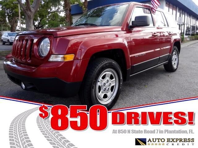 2017 Jeep Patriot The 2017 Jeep Patriot might be dated but it still offers good valueIts a far be