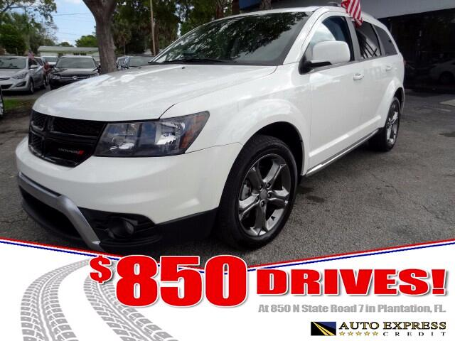 2017 Dodge Journey If you need a minivan but dont want a minivan the Dodge Journey is for youExce