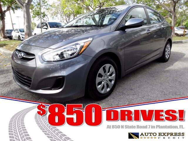 2017 Hyundai Accent The 2017 Hyundai Accent subcompact sedan and hatchback offer a good value but a