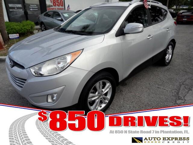 2013 Hyundai Tucson The Hyundai Tucson is a compact crossover SUV that delivers responsive performa