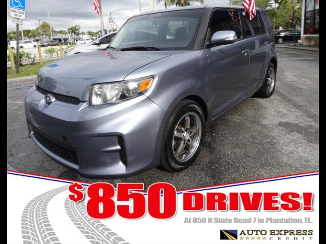2012 Scion xB The boxy Scion xB dubbed an urban utility vehicle has been the brands cornerstone