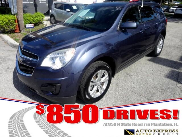 2013 Chevrolet Equinox The Chevrolet Equinox has pricing and features of a compact SUV but its sli