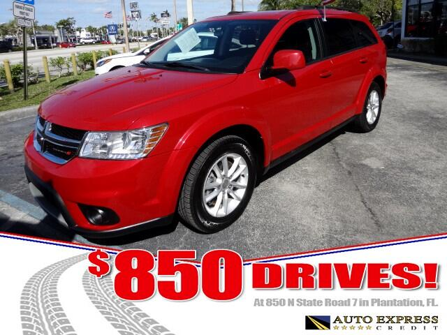 2015 Dodge Journey The Dodge Journey is a midsize sport-utility that offers the smoother ride and b