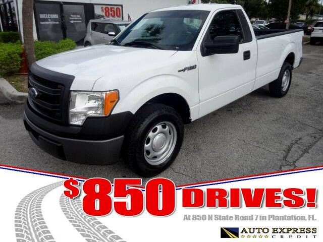 2013 Ford F-150 Smooth and quiet the Ford F-150 is comfortable on bumpy streets around town over ru