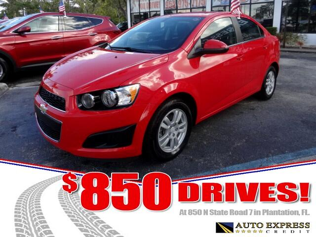 2016 Chevrolet Sonic Subcompacts can be ordinary or they can be funIntroduced for 2010 the Chevrol