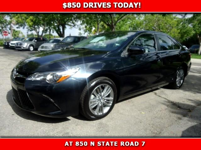 2015 Toyota Camry 850 DRIVES AT 850 N STATE ROAD 7 Thats right ONLY 850 bucks can get you drivi