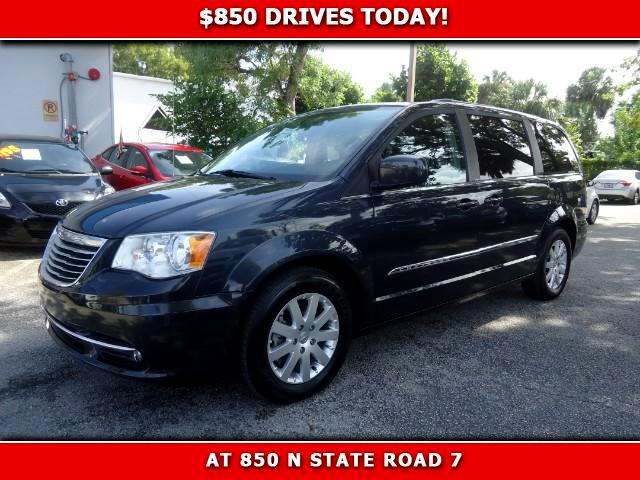 2014 Chrysler Town  Country 850 DRIVES AT 850 N STATE ROAD 7 Thats right ONLY 850 bucks can ge