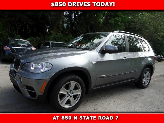 2013 BMW X5 850 DRIVES AT 850 N STATE ROAD 7 Thats right ONLY 850 bucks can get you driving toda