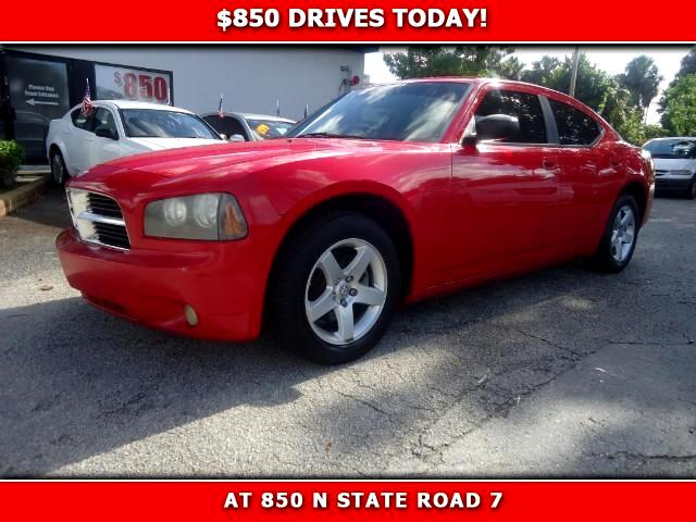 2008 Dodge Charger 850 DRIVES AT 850 N STATE ROAD 7 Thats right ONLY 850 bucks can get you driv