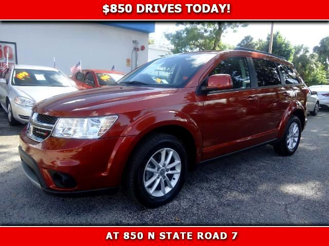 2014 Dodge Journey 850 DRIVES AT 850 N STATE ROAD 7 Thats right ONLY 850 bucks can get you drivi