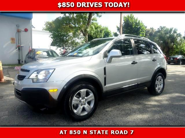 2014 Chevrolet Captiva Sport 850 DRIVES AT 850 N STATE ROAD 7 Thats right ONLY 850 bucks can ge