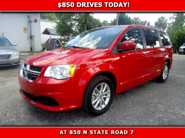 2014 Dodge Grand Caravan 850 DRIVES AT 850 N STATE ROAD 7 Thats right ONLY 850 bucks can get yo