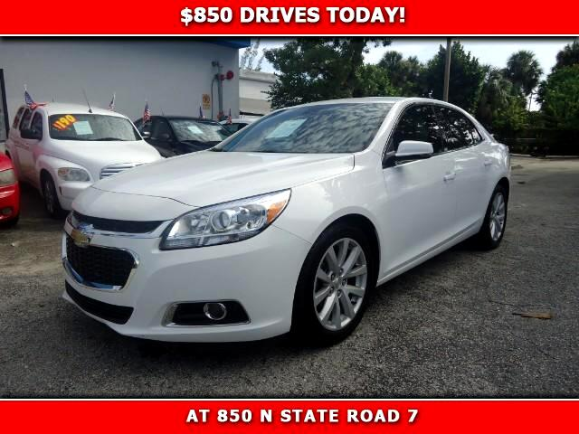 2014 Chevrolet Malibu 850 DRIVES AT 850 N STATE ROAD 7 Thats right ONLY 850 bucks can get you d