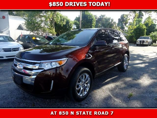 2012 Ford Edge 850 DRIVES AT 850 N STATE ROAD 7 Thats right ONLY 850 bucks can get you driving