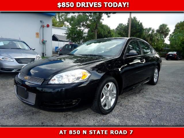 2014 Chevrolet Impala Limited 850 DRIVES AT 850 N STATE ROAD 7 Thats right ONLY 850 bucks can g