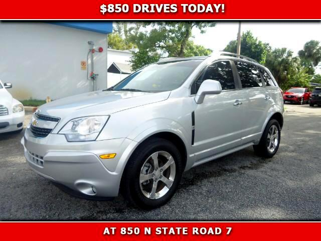 2013 Chevrolet Captiva Sport 850 DRIVES AT 850 N STATE ROAD 7 Thats right ONLY 850 bucks can ge