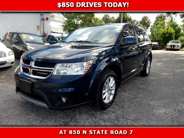 2014 Dodge Journey 850 DRIVES AT 850 N STATE ROAD 7 Thats right ONLY 850 bucks can get you driv
