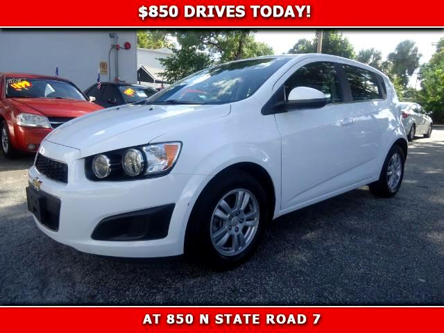 2014 Chevrolet Sonic 850 DRIVES AT 850 N STATE ROAD 7 Thats right ONLY 850 bucks can get you dr