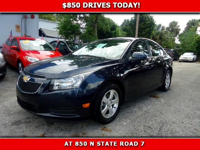 2014 Chevrolet Cruze 850 DRIVES AT 850 N STATE ROAD 7 Thats right ONLY 850 bucks can get you dr