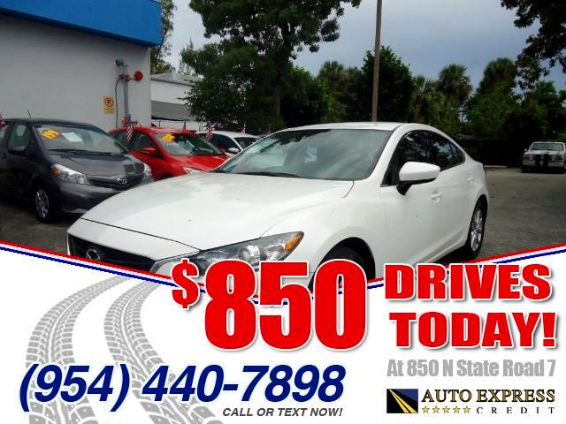 2015 Mazda MAZDA6 850 DRIVES AT 850 N STATE ROAD 7 Thats right ONLY 850 bucks can get you drivi