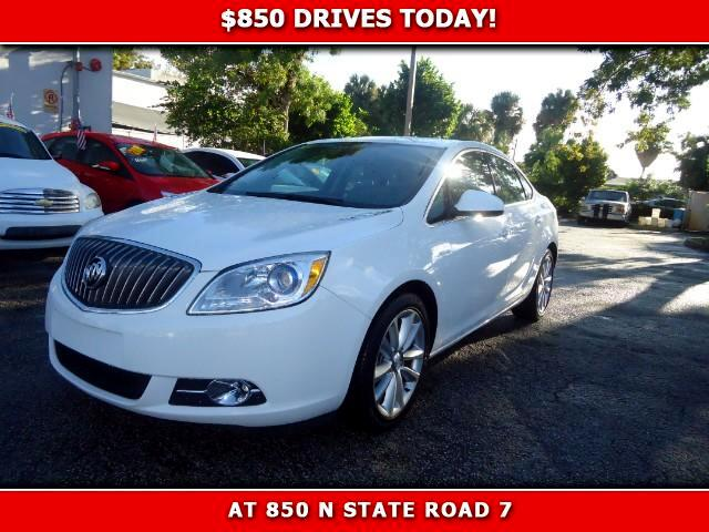 2014 Buick Verano 850 DRIVES AT 850 N STATE ROAD 7 Thats right ONLY 850 bucks can get you drivi
