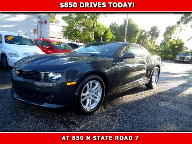 2015 Chevrolet Camaro 850 DRIVES AT 850 N STATE ROAD 7 Thats right ONLY 850 bucks can get you d